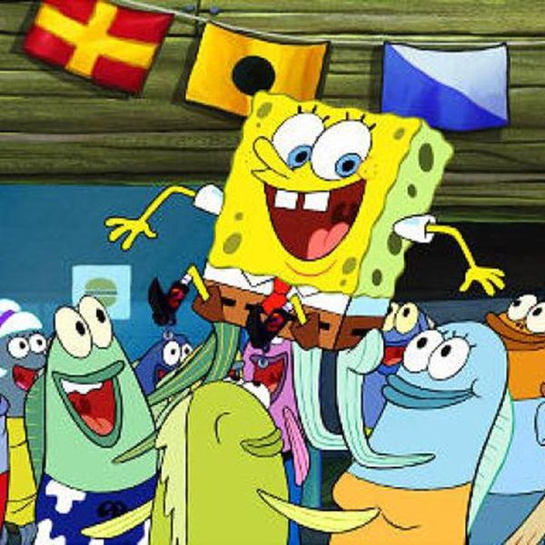This SpongeBob SquarePants Clothing Line Was Made for '90s Kids