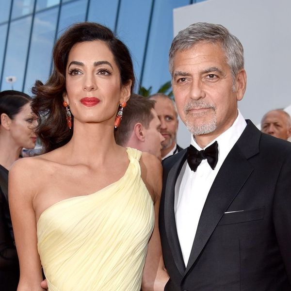 George Clooney's Mom Revealed the Sex of the Twins and Her Announcement Couldn't Be Sweeter
