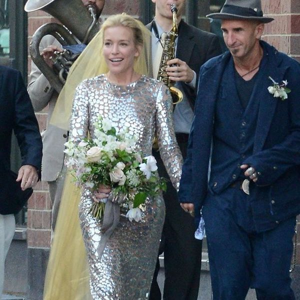 7 Celebs Who Mastered Non-Traditional Bridal Style
