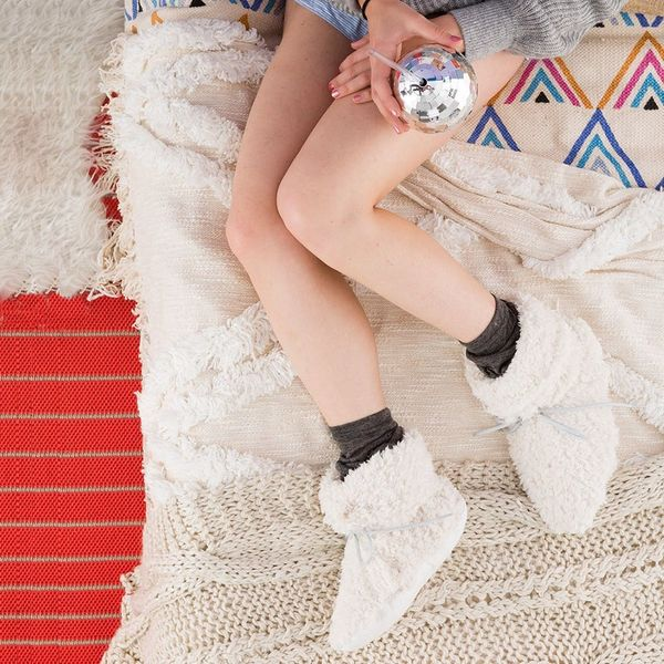 Warm Up Your Toes With These DIY House Slippers