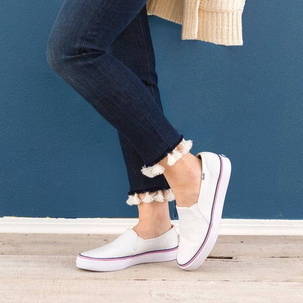 Petite-Girl Problems Solved With These Easy Denim Hem Hacks
