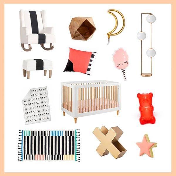 3 Trendy Themes to Pin for Your Babe's Nursery