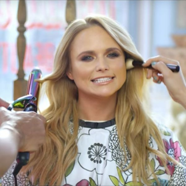 """So THIS Is How Miranda Lambert Got Those Flirty Curls in Her """"We Should Be Friends"""" Music Video"""