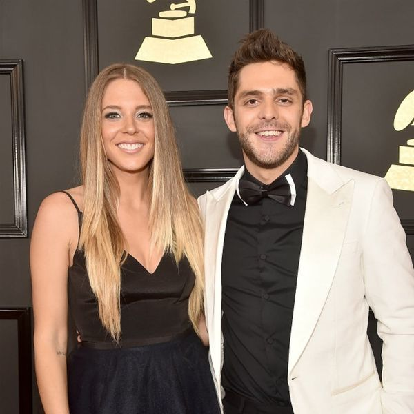 Surprise! Country Singer Thomas Rhett Has a Double Baby Announcement of His Own