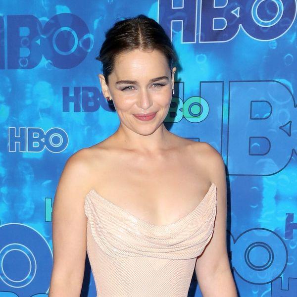 Emilia Clarke's New Haircut Is the Polar Opposite of Daenerys Targaryen