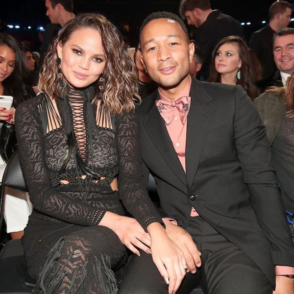 Chrissy Teigen and John Legend Sing Ordinary People  for Love Magazine