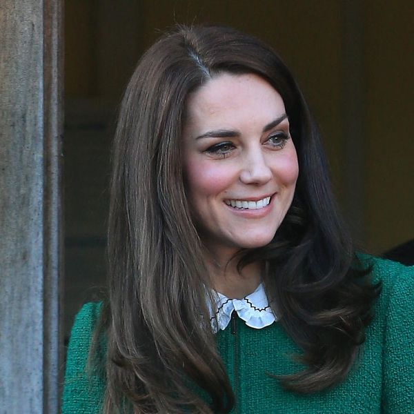 Kate Middleton Wore Red on Valentine's Day in the Most Surprising Way