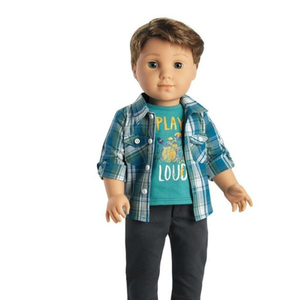 American Girl Is Finally Getting an American Boy Doll