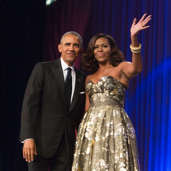 The Obamas' Valentine's Day Messages to Each Other Are Total #RelationshipGoals