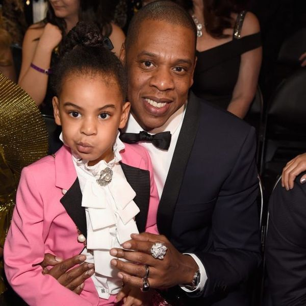 Blue Ivy's Show-Stealing Pink Tuxedo Suit Was a Tribute to Prince