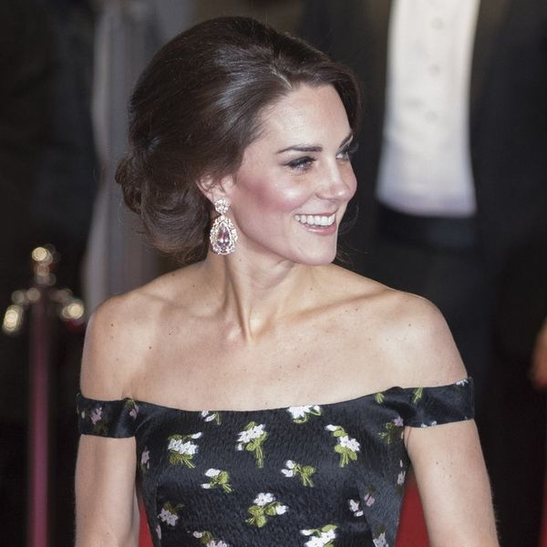 Kate Middleton Totally Pulled Off One of the Season's Hottest Fashion Trends