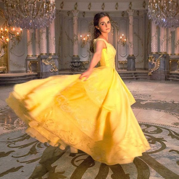 OMG: A Disney Princess Gown Collection Is Coming