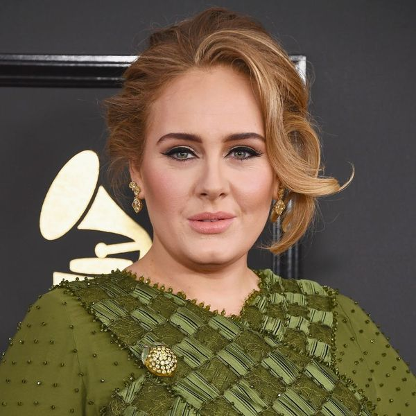 During Her Grammys Speech, Adele Revealed That She Is Married