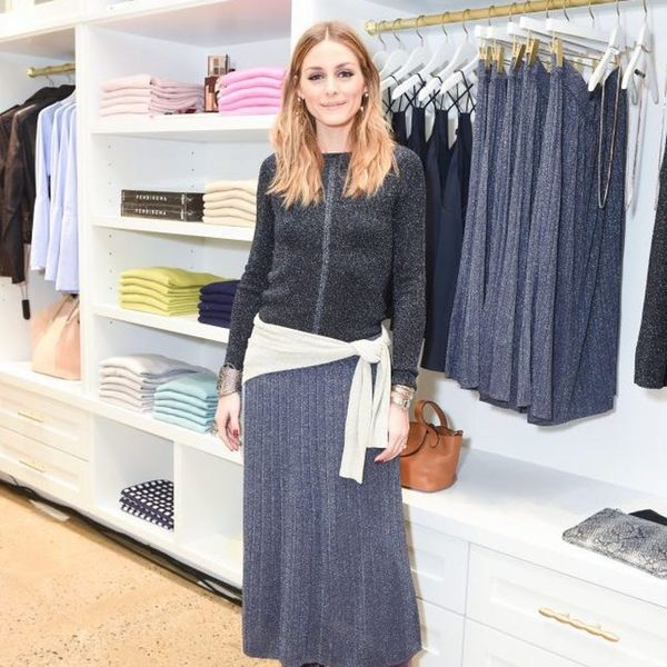Olivia Palermo Just Launched Pop-Up Experiences at Banana Republic