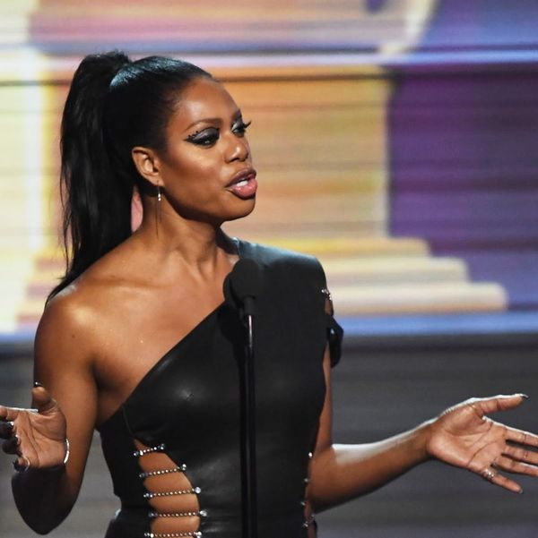 Laverne Cox Brought This Major Transgender Rights Case to the Grammys Stage