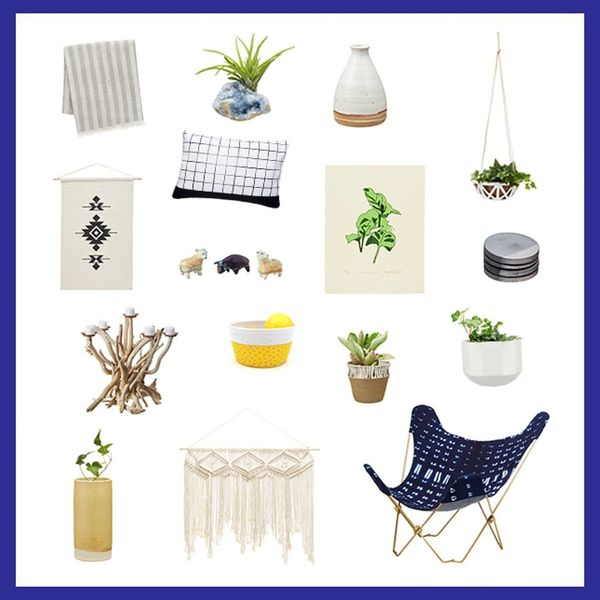 Shop These Home Decor Picks from Etsy's Brand-New Lookbook