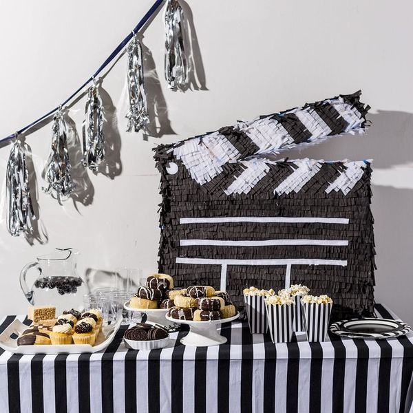 Lights, Camera, Action! How to Throw a Film Noir-Inspired Oscar Party