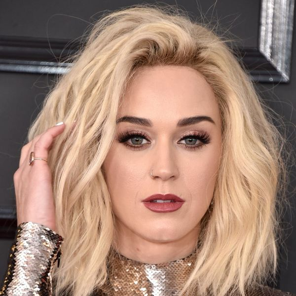 Katy Perry Has Revealed The Reason For Her New Blonde 'Do