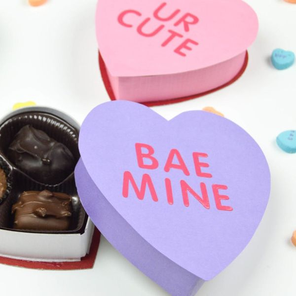 17 Conversation Heart DIYs for You and Your Galentines