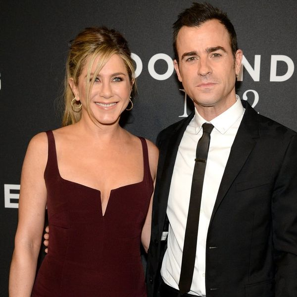 Justin Theroux Just Gifted Us With a Super Rare Selfie in Honor of Jennifer Aniston's Birthday