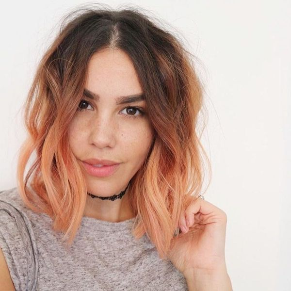 8 Reasons Why Blorange Hair Is 2017's Coolest Trend