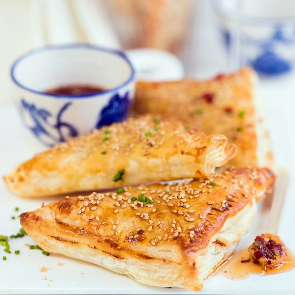 These Delicious Sesame Shrimp Puffs Are Perfect for Oscar Night