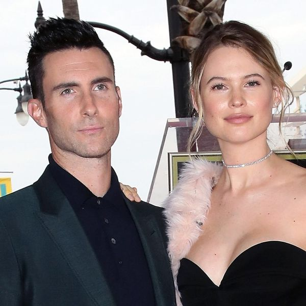 Adam Levine and Behati Prinsloo's Baby Girl Just Made Her Public Debut