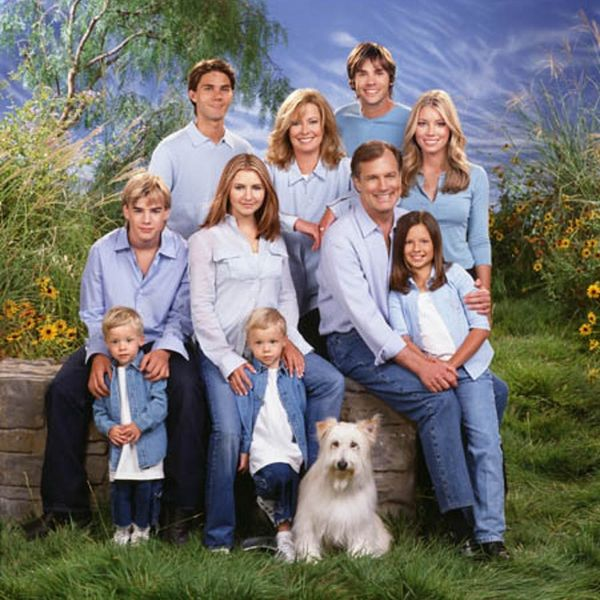 This 7th Heaven Sister Reunion Will Totally Make Your Day