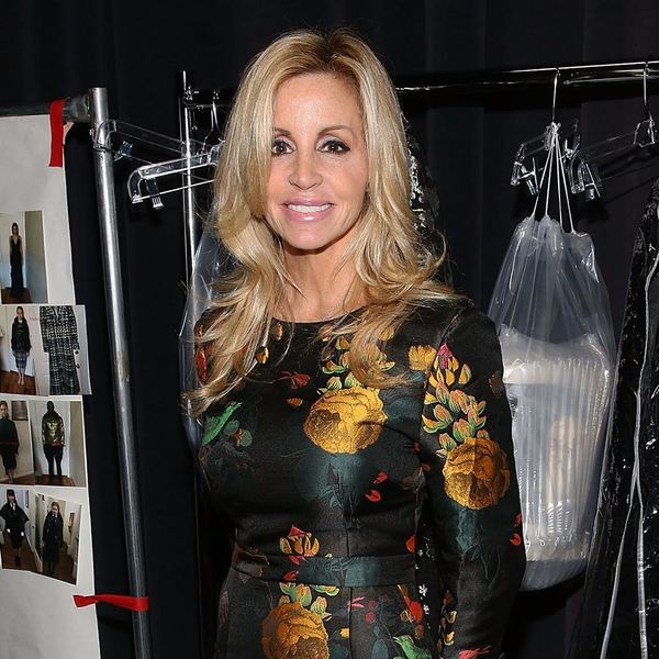 Camille Grammer's 15-Year-Old Daughter Just Walked in NYFW for the Third Time