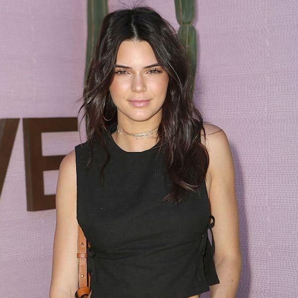 Kendall Jenner Debuts Bob Haircut on the NYFW Runway