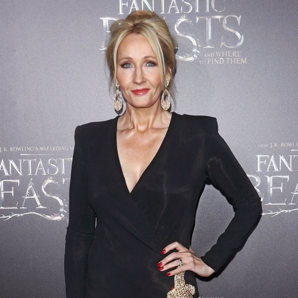 JK Rowling Just Shut Down This Weird Twitter Trend