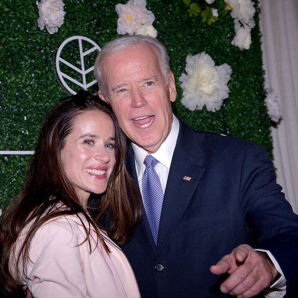 Joe Biden's Daughter Makes Designer Debut at NYFW