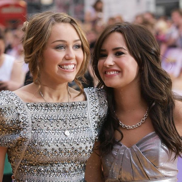 Miley Cyrus and Demi Lovato's Former BFF Reunion Was Super Awkward
