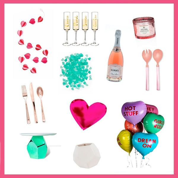3 Totally Fab Party Themes to Celebrate Your #Squad This Galentine's Day