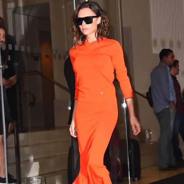 Victoria Beckham Is Obsessed With This Bright Color