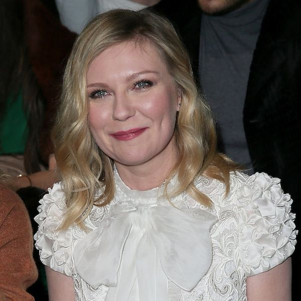 Kirsten Dunst's Engagement Ring Is So Extravagant That Even Diamond Experts Are Impressed