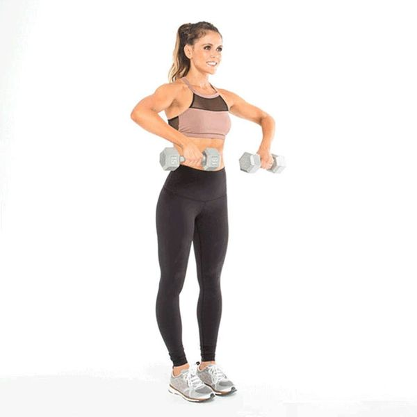 Tone Your Arms With This Pre-Valentine's Day Workout