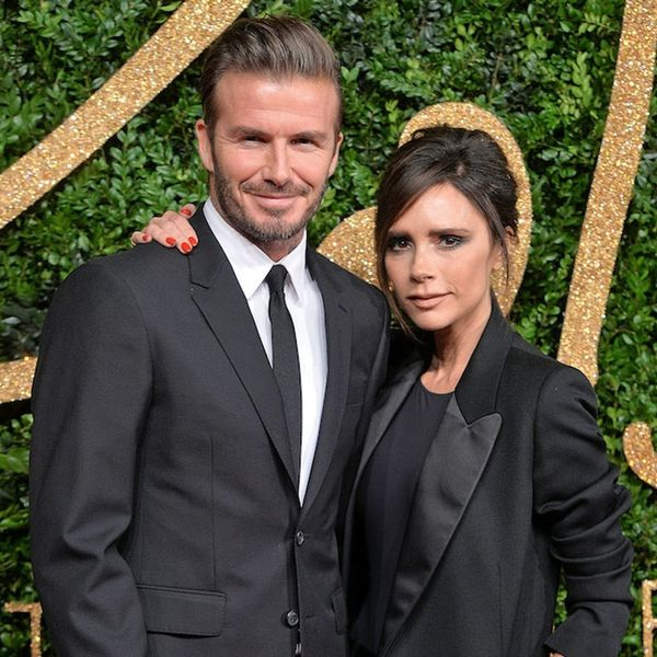 David Beckham Says THIS Is the Secret to His and Victoria's Happy Marriage