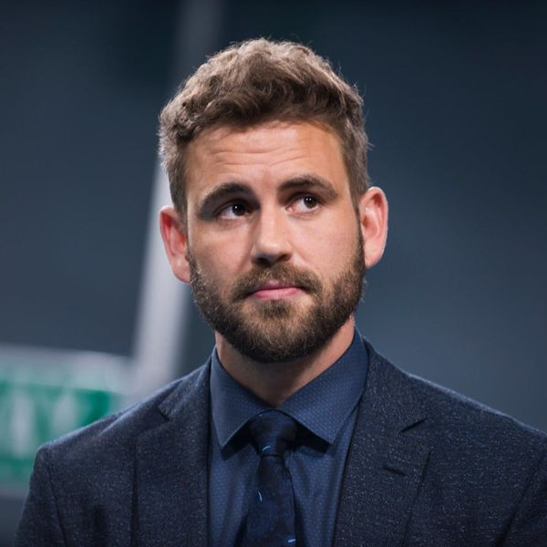 People Are Making Fun of Bachelor Nick Viall for (Fake?) Crying