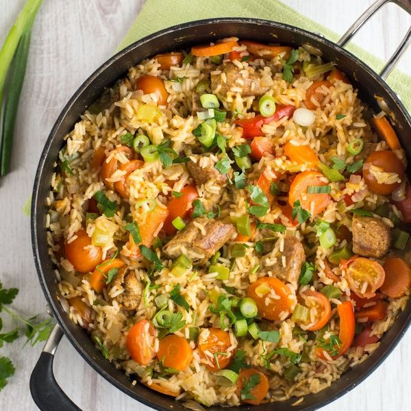 Spice Up Your Mardi Gras With This Easy Jambalaya Recipe