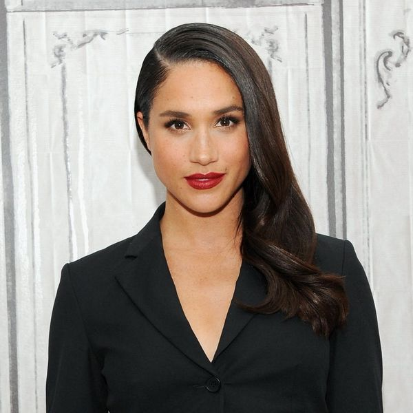 Meghan Markle Sparked Engagement Buzz With a New Ring