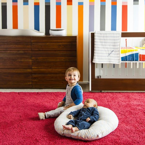 Take a Tour of Brit Morin's Eames-Inspired Nursery!