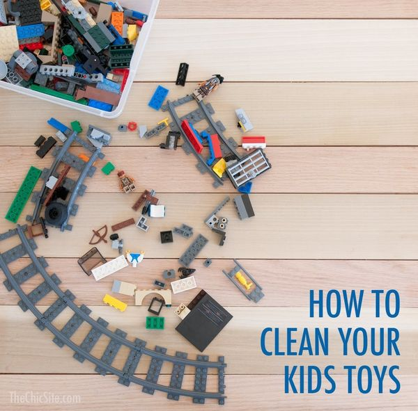 This Is the Easiest Kid's Toy Cleaning Hack You Need to Know