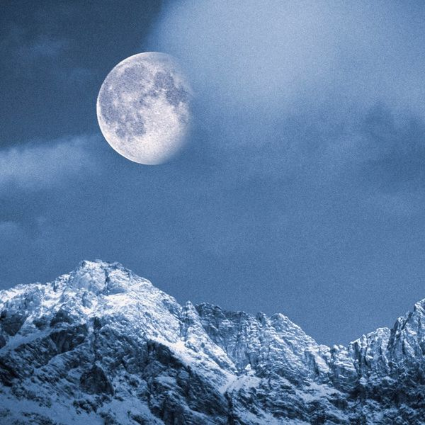 The Snow Moon, Lunar Eclipse AND a Comet Are All Coming This Friday
