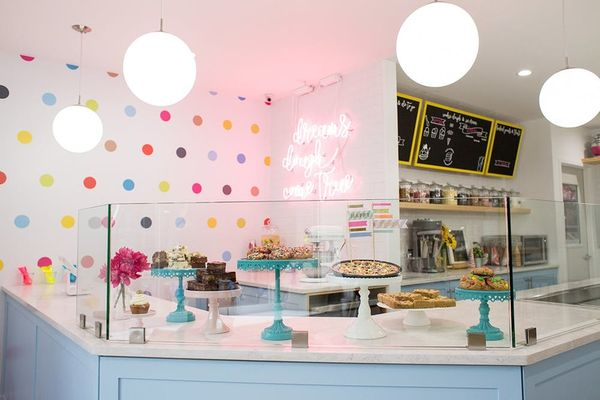 This New Cookie Dough Shop Is What Dessert Dreams Are Made Of