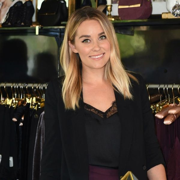 Lauren Conrad's Pretty-in-Pastel Halloween Costume Is a DIY Dream
