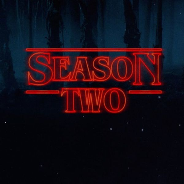 Stranger Things Season Two Has a Premiere Date and a Tantalizing Trailer