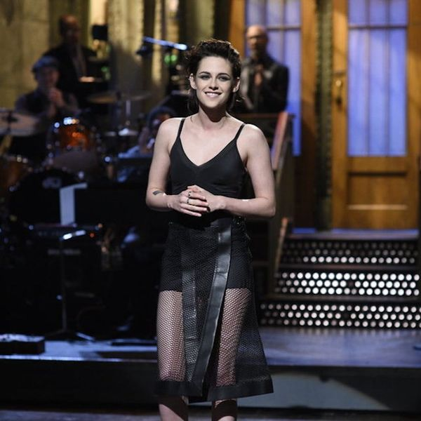 Here's Where You Can Score Kristen Stewart's SNL Slip Dress for Less Than $100