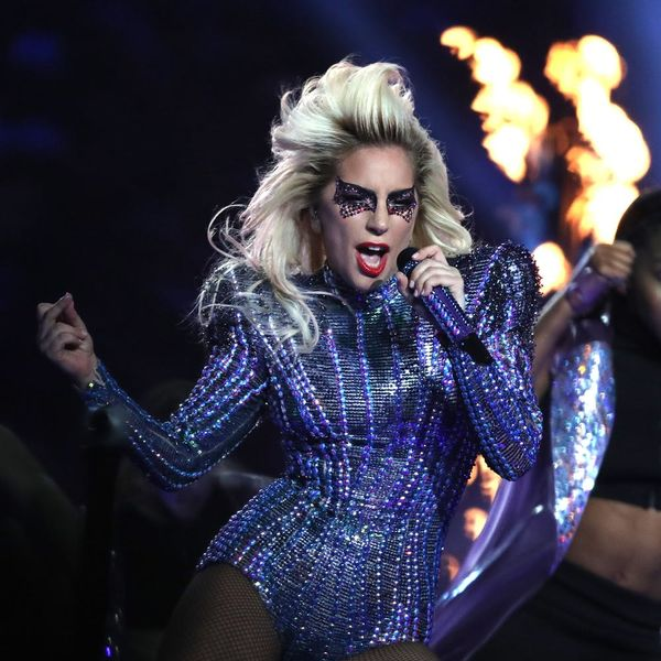 This Is the Super Subtle Way Lady Gaga Made Her Super Bowl Halftime Show Political