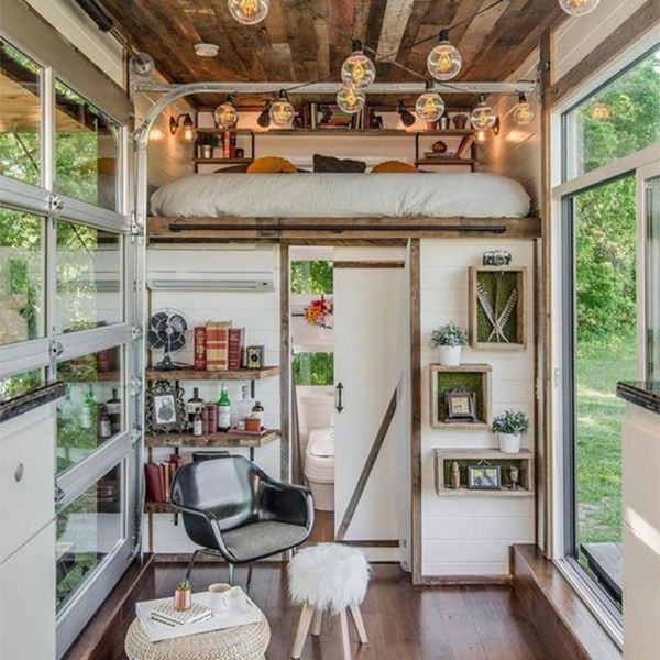 The Best Tiny Homes on Instagram to Inspire Your BIG #TinyLiving Dream